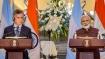 Time for talks have passed, must unite against terrorism: Modi