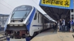 Vande Bharat Express breaks down day after launch, shadow over tomorrow's commercial run