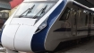 Vande Bharat Express hit by flying ballast; driver's windscreen damaged