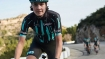 Women's power: Female cyclist stopped midway in top race as she caught up with men competitors