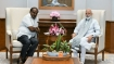Karnataka CM meets PM; seeks early release of Rs 2,064 cr drought relief for rabi season