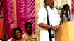 Giriraj Singh shares stage with Muzaffarpur Shelter Home case accused in Begusarai