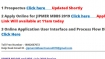 JIPMER MBBS Notification 2019 release date