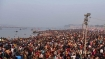 Mahashivratri: More than 1 crore devotees take holy dip in Sangam