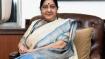 Swaraj on 2 day visit to Bishkek for SCO Summit