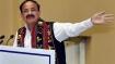 Venkaiah Naidu says Nationalism does not mean Bharat mata ki Jai
