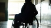 Video: Wheelchair-bound man engages in dangerous stunt on highway