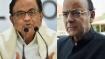 Arun Jaitley slams Congress media promises, Chidambaram hits back