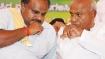 Former PM HD Deve Gowda files nomination for Rajya Sabha polls from Karnataka
