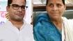 'Claiming to be custodians of truth': Prashant Kishor hits back at Rabri Devi