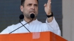 'There is partnership between TRS and BJP', says Rahul Gandhi in Telangana