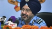 IAF chief leads 'missing man' formation for Kargil martyrs