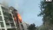 Mumbai: Fire breaks out after cylinder blast at apartment in Andheri; 2 injured