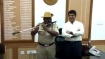 Watch: This head constable has converted his deadly fibre lathi into a flute