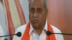 Final tally will be better than what exit polls predicted: Nitin Patel