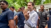 Rahul Gandhi casts vote says, 'Love will win against PM Modi's campaign of hate'