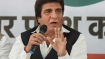 After election debacle, UP Congress chief Raj Babbar, 2 other state chiefs quit