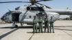 IAF all-women crew flies Mi-17 chopper for first time