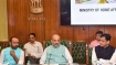 Day one at Home Ministry, Shah discusses internal security, counter-radicalisation