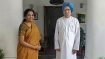 Sitharaman meets Manmohan Singh ahead of her first budget