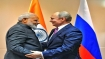 SCO summit: Putin invites Modi to be main guest at Eastern Economic Forum