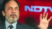 NDTV founders detained at Mumbai airport; Roys say fake case