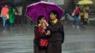 Rain in Delhi brings relief from scorching heat