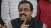 Anyone who harms ongoing peace process in Kashmir will be jailed: Ram Madhav
