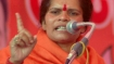 Sadhvi Prachi stopped from visiting Aligarh; security beefed up in Tappal