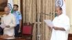 BJP MP Virendra Kumar takes oath as pro-tem speaker of Lok Sabha