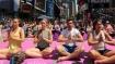 'Yoga impact escalates in US'