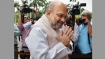 Amit Shah in Ahmedabad today on a 2-day visit