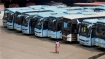Noida police seized 72 buses plying illegally between Delhi & UP