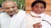 A call from Gowda, which got Mayawati to intervene in the Karnataka political crisis