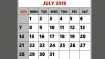 Important days and dates of July 2019: Official and unofficial