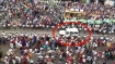 WATCH: Devotees at Jagannath Puri Rath Yatra create human corridor for ambulance