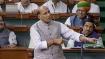 No question of mediation on Kashmir: Rajnath Singh