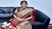 Sushma Swaraj shuts down a troll who said she will be remembered like Sheila Dikshit