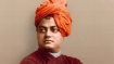 JNU: ABVP members light diyas, bow to Swami Vivekananda's statue which was defaced