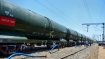 Train carrying 2.5 million litres of water reaches parched Chennai