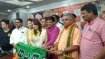 Star studded BJP in Bengal: Actress Rimjhim Mitra & more celebs join the party