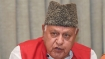 J&K LG Sinha visits hospital to enquire about Farooq Abdullah's health