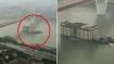Watch: Five storey building floats on Yangtze river