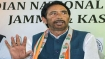 JKPCC chief Gulam Ahmed Mir put under house arrest; Rahul say 'another body blow to democracy'
