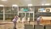 Watch: Rain water gushes in through leaking roof of Bengaluru's Kempegowda airport