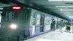 Yet again packed Kolkata Metro completes run with door open