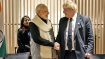 Modi dials UK PM, expresses concern over violent protests outside Indian mission