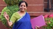 Economy slowdown: FM Nirmala Sitharaman addressed media