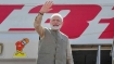PM Modi arrives in France for G7 Summit, to speak on global issues