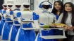 This Bengaluru restaurant has robot waiters to serve customers